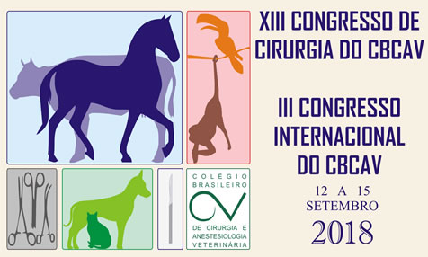 XIII Congresso de Cirurgia do CBCAV e III Congresso Internacional do CBCAV
